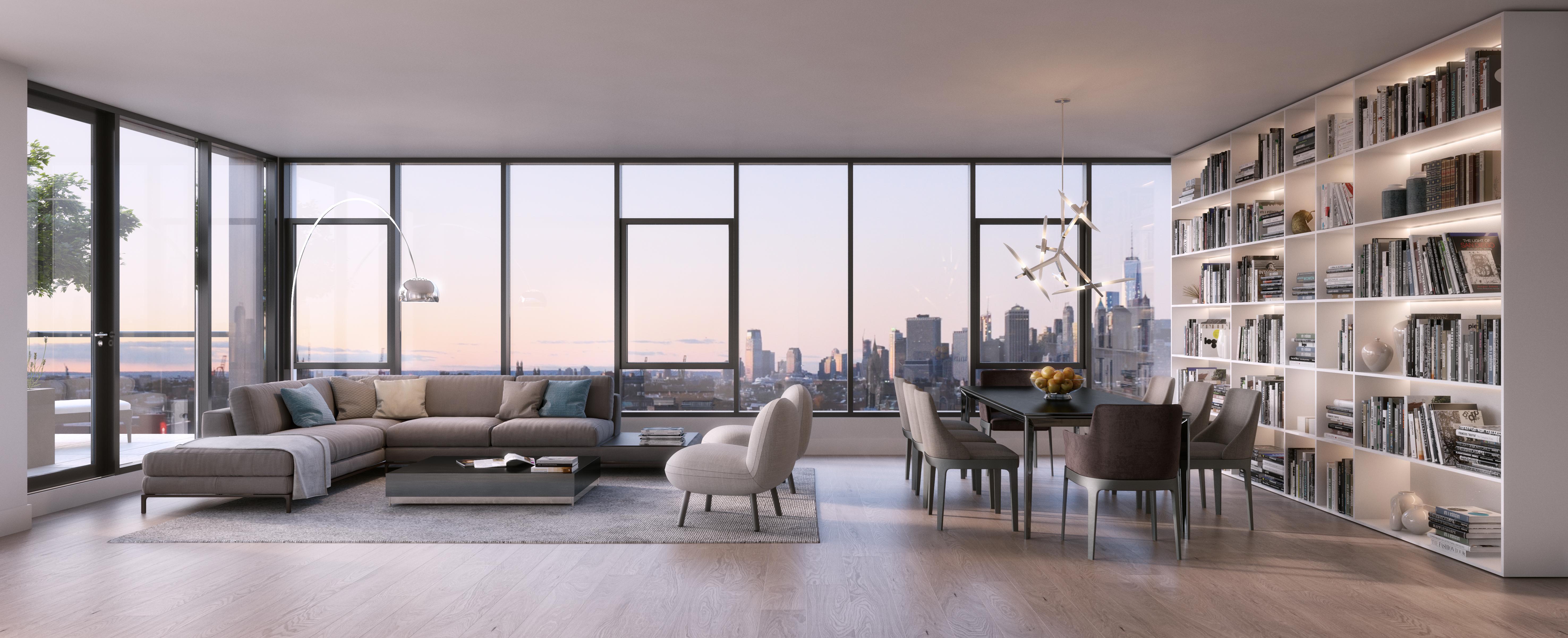 251 1st street Penthouse
